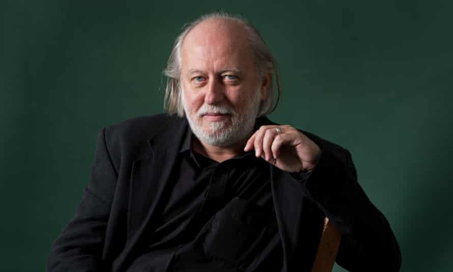 László Krasznahorkai in 2011.