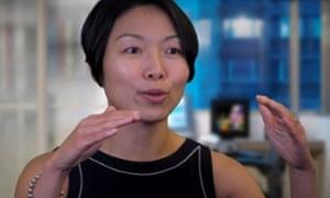 Linda Jing in Peabody videoA