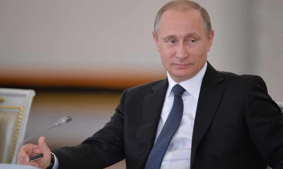 Putin Kremlin ban undesirable organisations