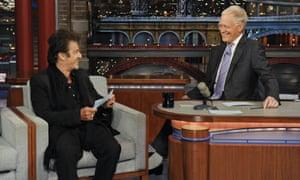David Letterman retires: the top 10 list of top 10 lists