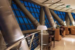 Milad Tower Cafe