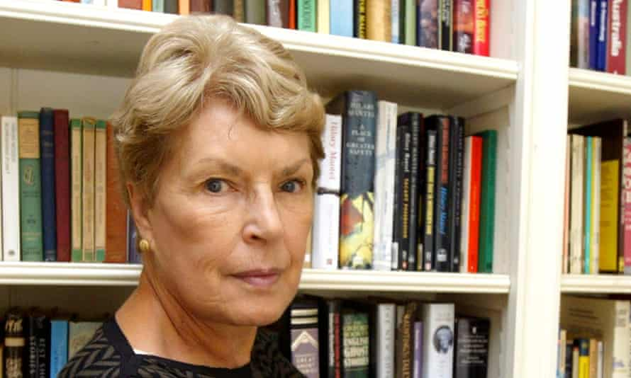 Ruth Rendell at home in London, in 2005.