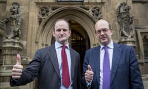 Douglas Carswell and Mark Reckless of Ukip.
