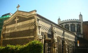 St Bartholomew the Great, City of London.