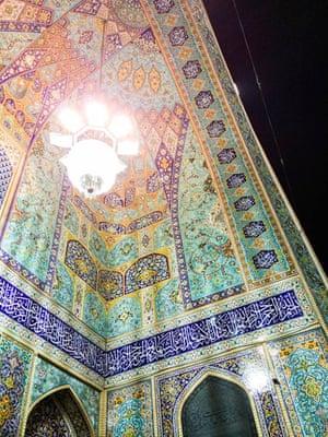 "Mosque in Mashhad, Iran <a href=""https://www.flickr.com/photos/sunriseodyssey/16305325508/"">Photograph: </a><a href=""https://www.flickr.com/photos/sunriseodyssey/"">sunriseOdyssey/flickr</a>"