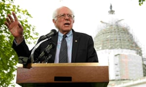e81558ea5 Senator Bernie Sanders holds a news conference after he announced his  candidacy for the 2016 Democratic presidential nomination, on Capitol Hill  in ...