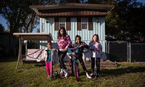 family trailer park