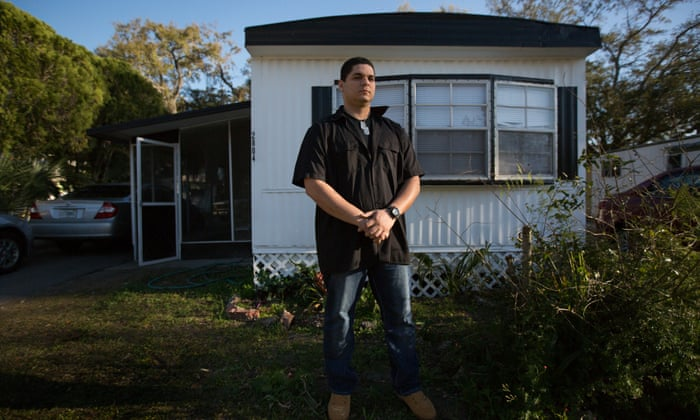 America's trailer parks: the residents may be poor but the owners