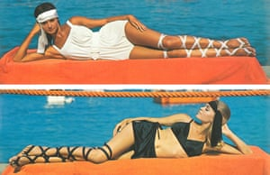 Riviera Style: Models from the 1970s