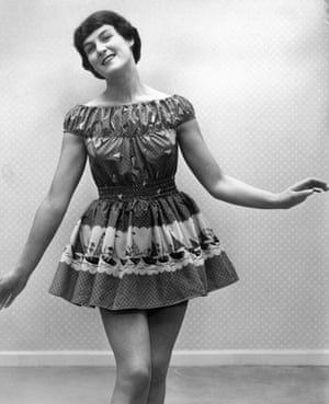 Bathing costume from the 1920s