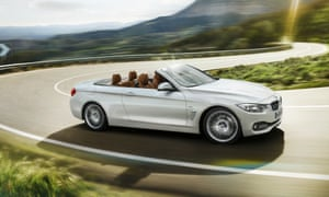 BMW Series Convertible Car Review Martin Love Technology - Bmw 4 series hardtop convertible