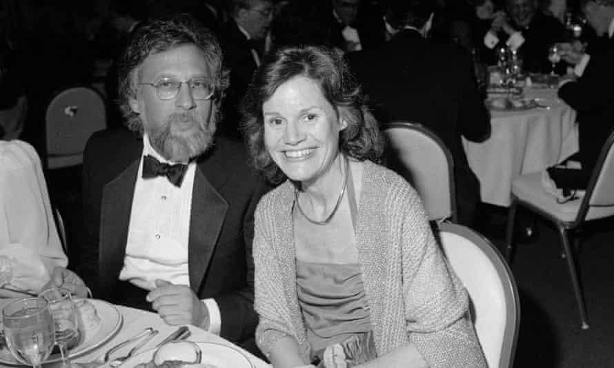 Judy and husband
