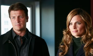 Should they, shouldn't they? Castle's Nathan Fillion and Stana Katic
