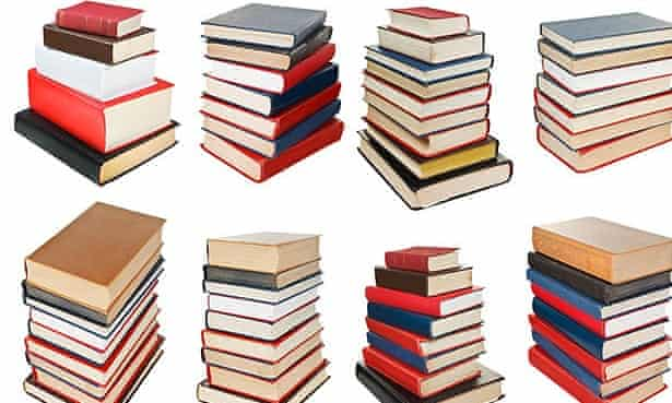 You might have to reinforce your bookshelves if this trend continues.