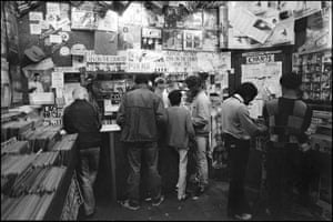 Rough Trade Records 130 Talbot Road, London, W11, 1984