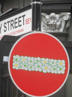 Hippy authority, Londres