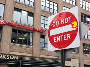 Pacman, New York