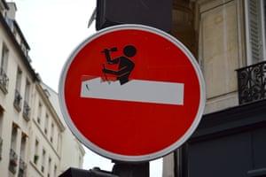 Le sculpteur, Paris