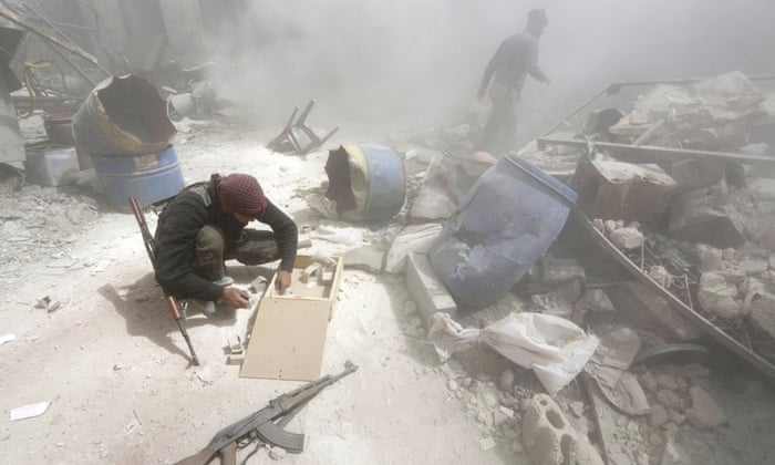 Global armed conflicts becoming more deadly thumbnail