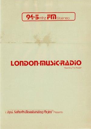 London Music Radio