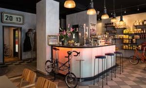 Radlager bike cafe.