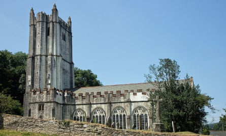 Holy Trinity Church in Torbryan, Newton Abbot, Devon.