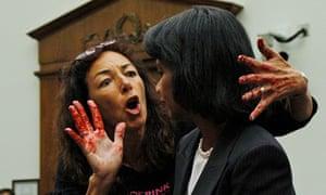Condoleezza Rice, Desiree Anita Ali-Fairooz