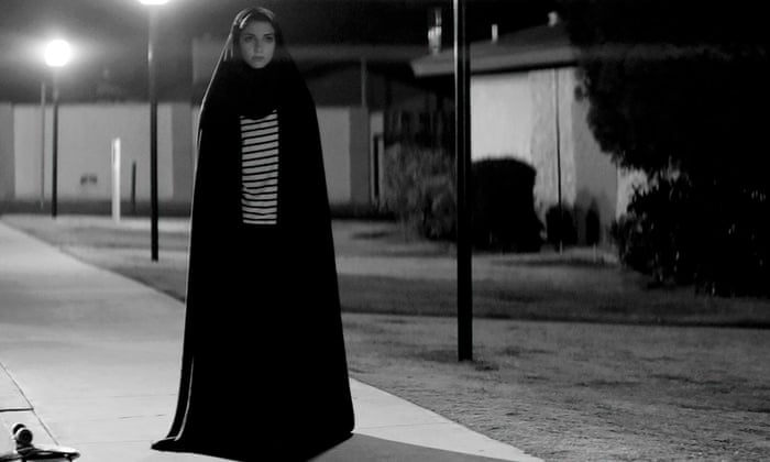 a girl walks home alone at night full movie free