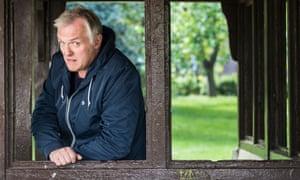 Greg Davies: 'I had an early midlife crisis.'