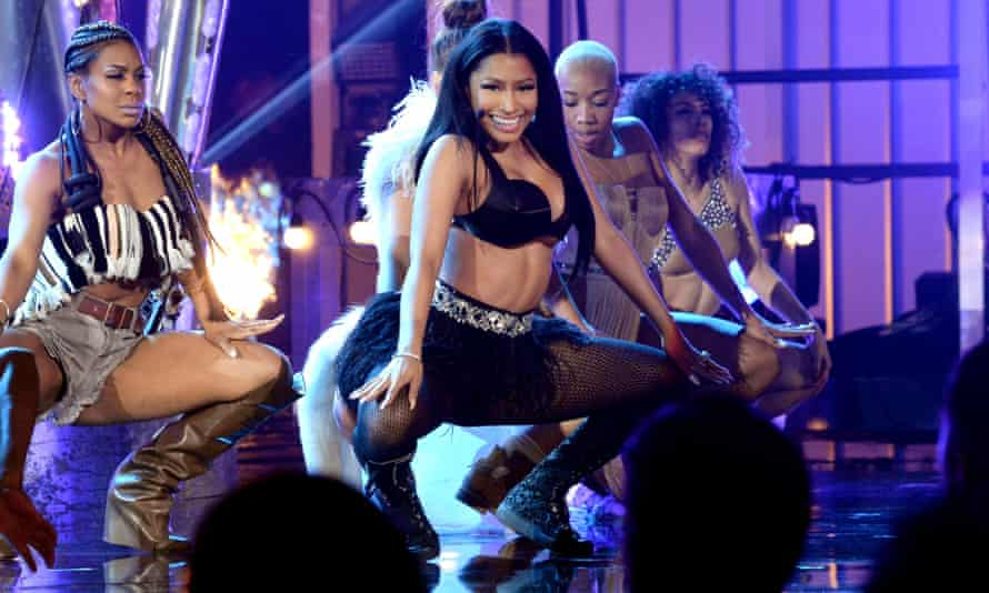 The Ugandan singer says she is inspired by American stars like Nicki Minaj and Rihanna.