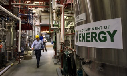The National Renewable Energy Laboratory biofuels testing center in Golden, Colorado. Cool Planet says its pyrolysis technique is the next big thing in biofuel development.