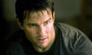 Tom Cruise in Steven Speilberg's 2005 adaptation of The War of the Worlds.