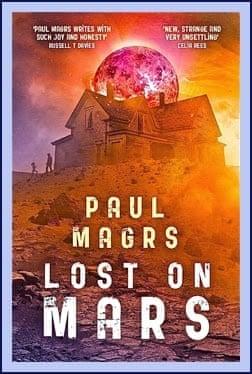 Lost on Mars