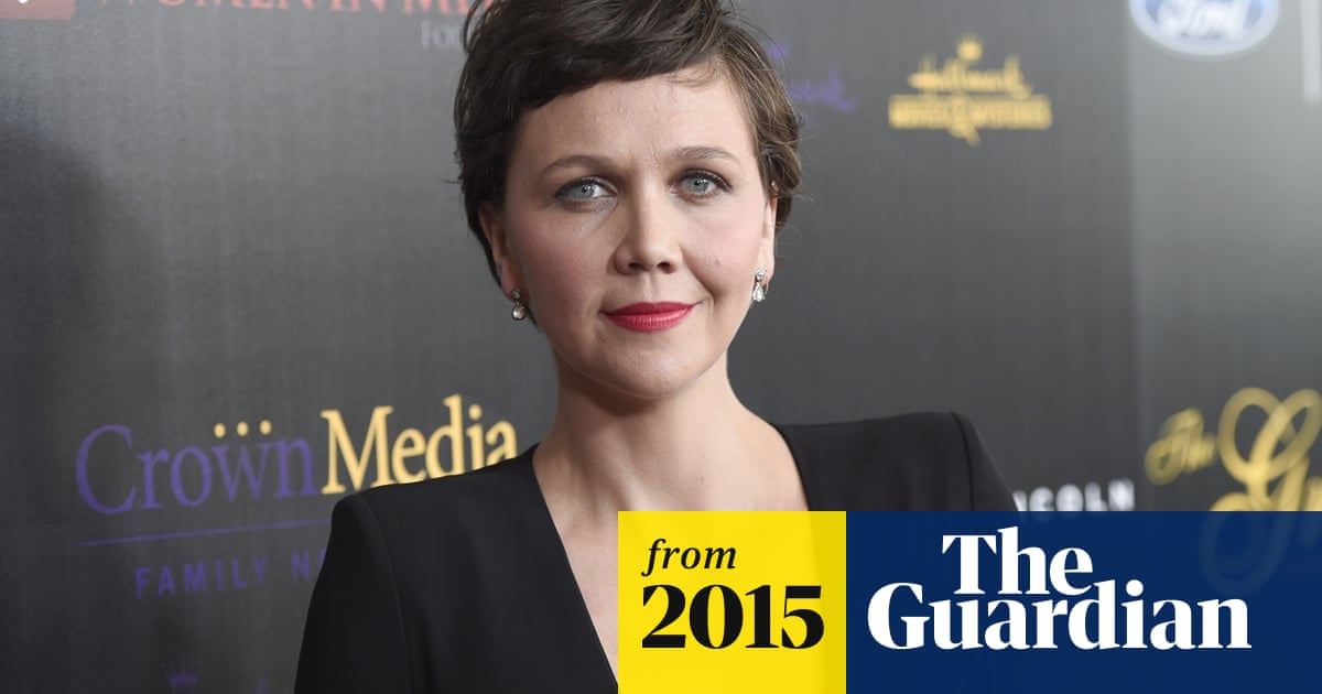 eee8a5c5be5a2 Maggie Gyllenhaal: At 37 I was 'too old' for role opposite 55-year-old man