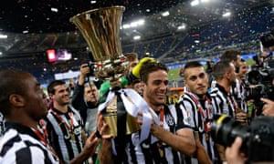 Juventus v Lazio Matri