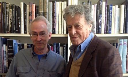 David Sloan Wilson and Tom Stoppard.