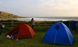 Ocean Pitch, Devon