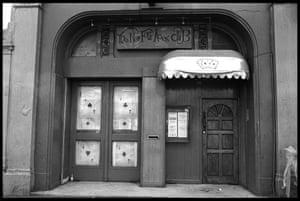 The Four Aces Club, Dalston, London 1986