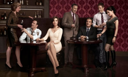 The Good Wife: one of the best written show on TV?