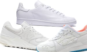 2dce8fe34e1 How to keep your white trainers white