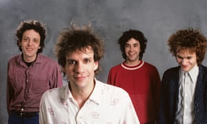 The Replacements photographed in NYC on December 16, 1988.