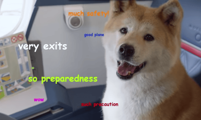 Delta Airlines Launches Internet Meme Safety Video Travel The