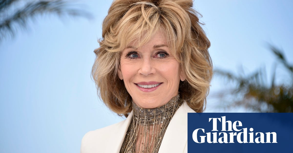 Jane Fonda Plastic Surgery Bought Me A Decade Film The Guardian