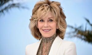 Jane Fonda Plastic Surgery Bought Me A Decade Film The Guardian