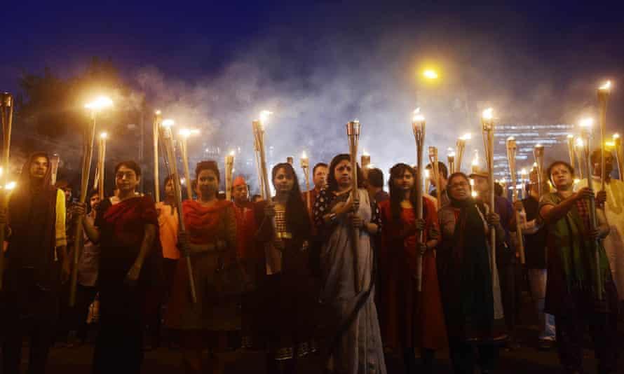 Bangladeshi secular activists