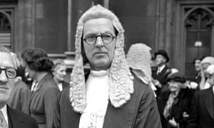 Jeremy Hutchinson QC - House of Lords, Westminster