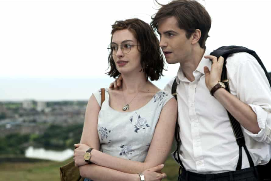 Anne Hathaway and Jim Sturgess in One Day