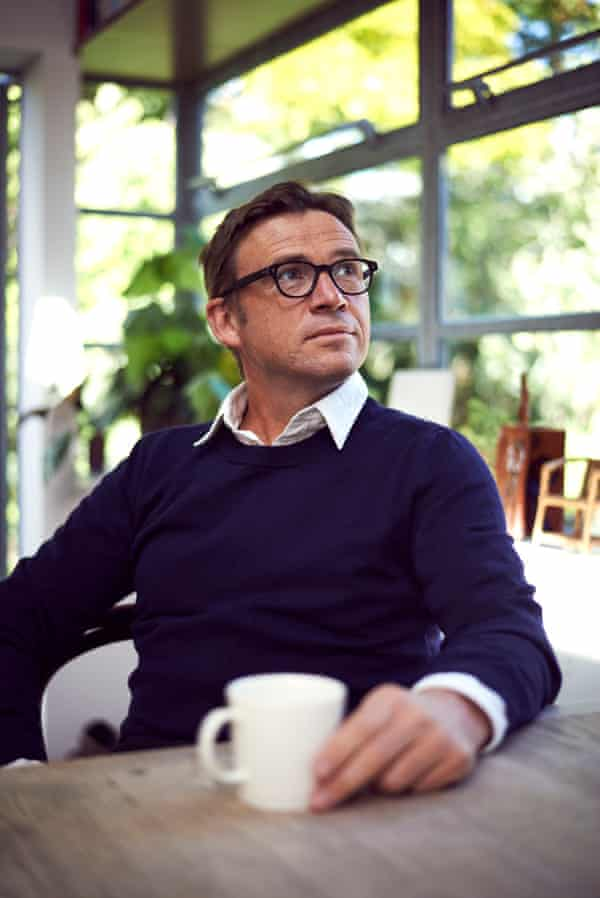 'The most obvious inadequacy of this approach is that if the author doesn't leave their desk, then nothing happens to the author' … David Nicholls.