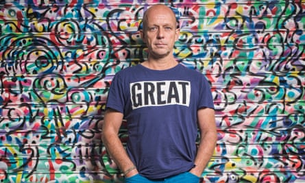 Steve Hilton, the former Conservative party strategy chief