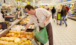France supermarket